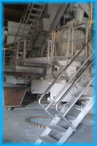 papermachine